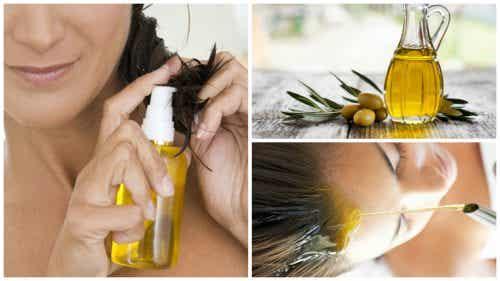 Oliwa z oliwek – 6 sposobów, aby włosy wyglądały lepiej