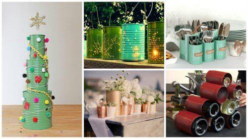 Recykling puszek – 19 kreatywnych pomysłów