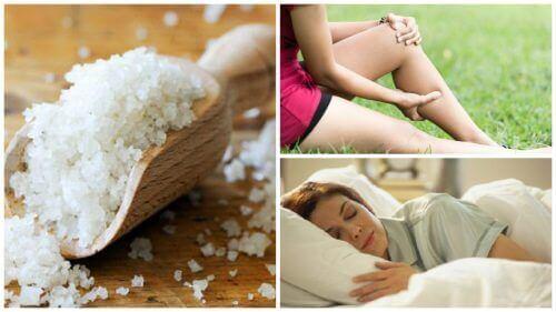 Sól morska – 10 korzyści dla twojego zdrowia