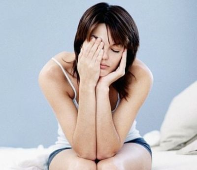 zmęczenie u kobiety