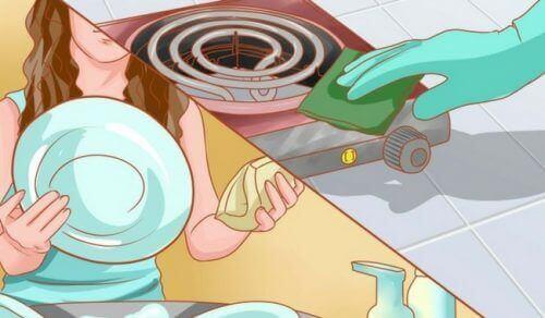 Sprzątanie domu może ci zaszkodzić