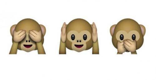 Trzy małpki