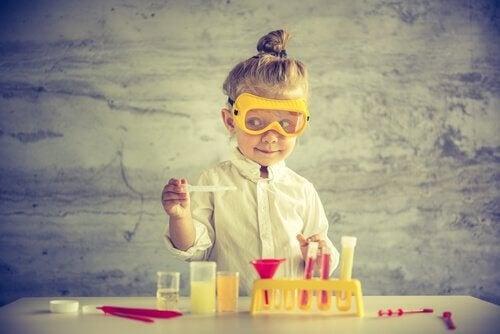 Zestaw małego chemika