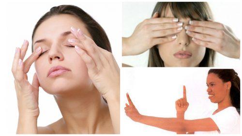 Wzrok – 9 fantastycznych ćwiczeń, które go wzmocnią