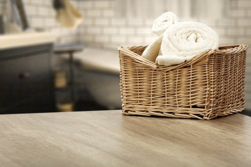 Świeże ręczniki