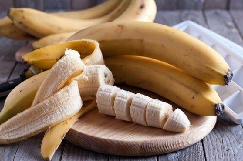 Banany i miód - naturalna maseczka do włosów