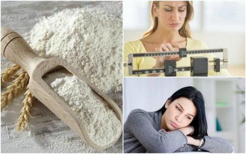 Biała mąka – dlaczego powinnaś jej unikać?