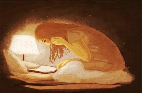Czytanie w nocy