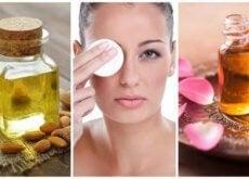 Demakijaż - naturalne olejki
