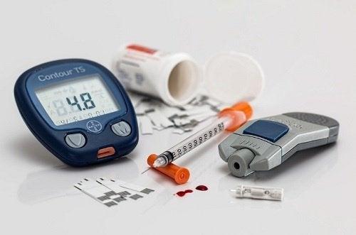 sprzęt do leczenia cukrzycy