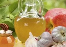 Naturalne remedium z czosnku i miodu