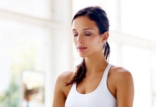 Techniki oddechowe - ćwiczenia