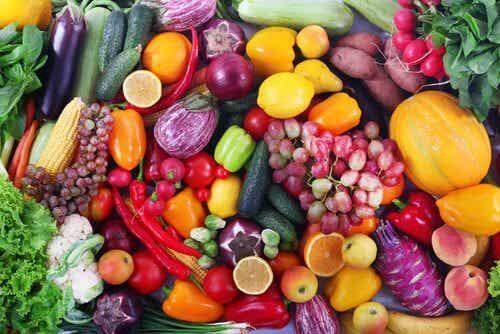 Owoce i warzywa zapobiegające nowotworom