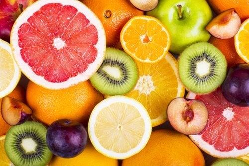 Owoce bogate w potas