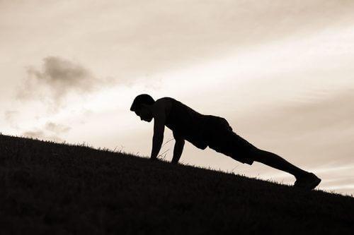 pompki a płaski brzuch