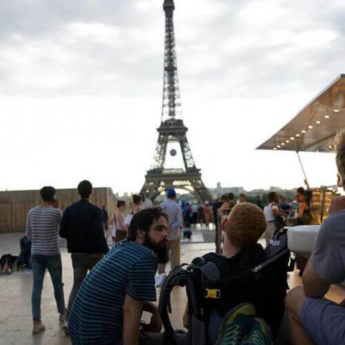 Przyjaciele w Paryżu
