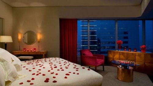 romantyczny hotel
