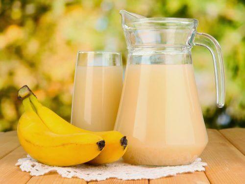Sok z banana