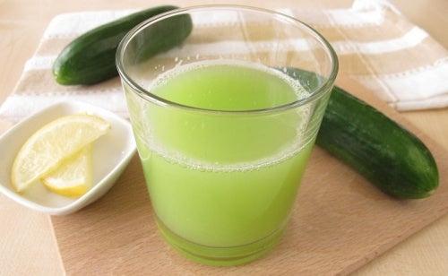 Zielony sok na reumatoidalne zapalenie stawów