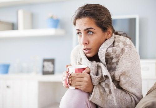 Uczucie zimna, a niedoczynność tarczycy