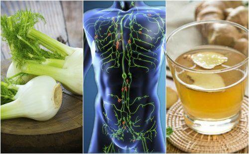 Układ limfatyczny – oczyść go 6 naturalnymi remediami