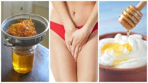 Upławy z pochwy - 7 domowych sposobów leczenia