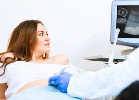 Badanie USG by poznać płeć dziecka
