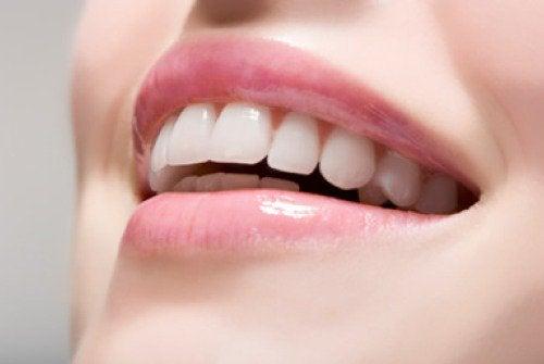 Uśmiech kobiety