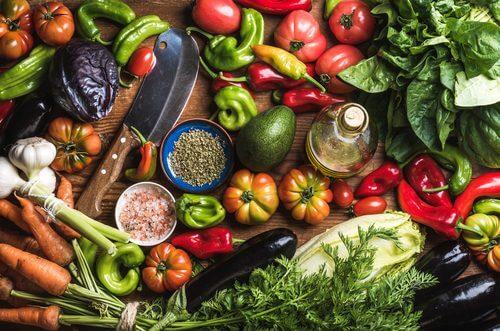 Zdrowa żywność - produkty zastępujące mięso