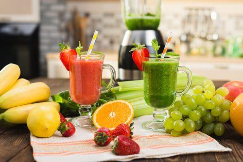 Zdrowa żywność i detoks