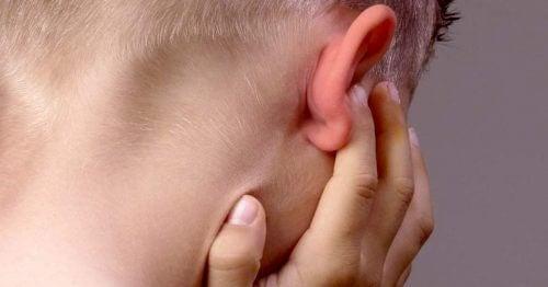 Czerwone ucho