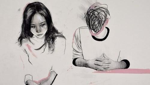 Kobieta i mężczyzna - dać wszystko w związku