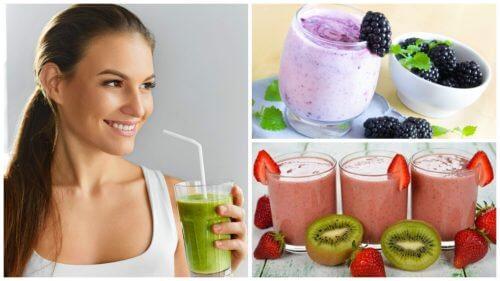 Koktajl – zdrowym i pysznym zamiennikiem śniadania!