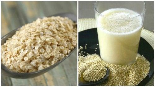 Komosa ryżowa – zrób z niej domowe mleko