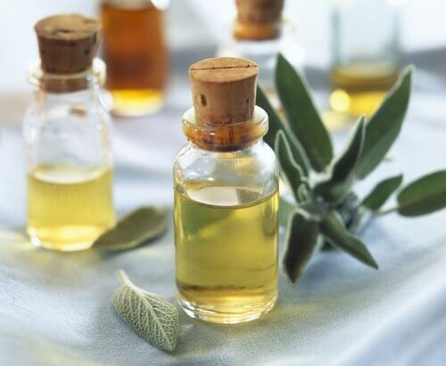 Olejek szałwiowy