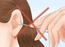 uszy higiena