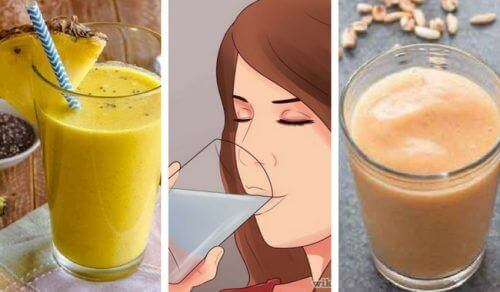 Wegańskie smoothies – 5 przepisów bogatych w białko i błonnik
