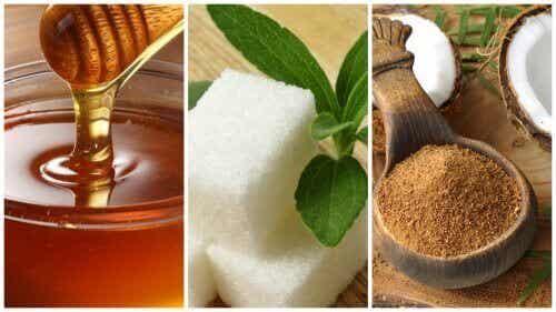 Cukier - Poznaj 5 jego doskonałych zamienników