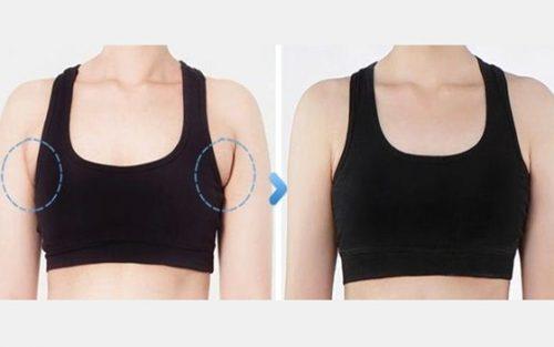 Tłuszcz pod pachami – jak się go pozbyć?