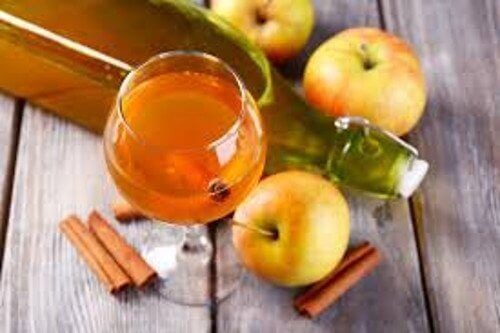 cydr - zdrowe napoje alkoholowe