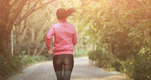 dobre zmiany nawyków - jogging