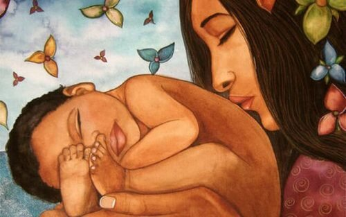 Instynkt mówi nam jak być dobrą matką