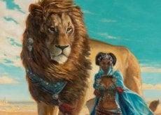 lew i kobieta