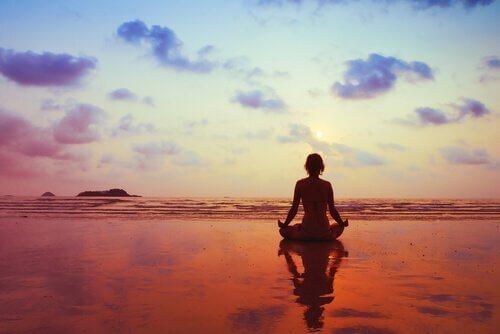 Medytacja - zwalczanie niepokoju
