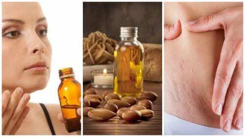 Olejek arganowy  - 7 sposobów na lepszą skórę
