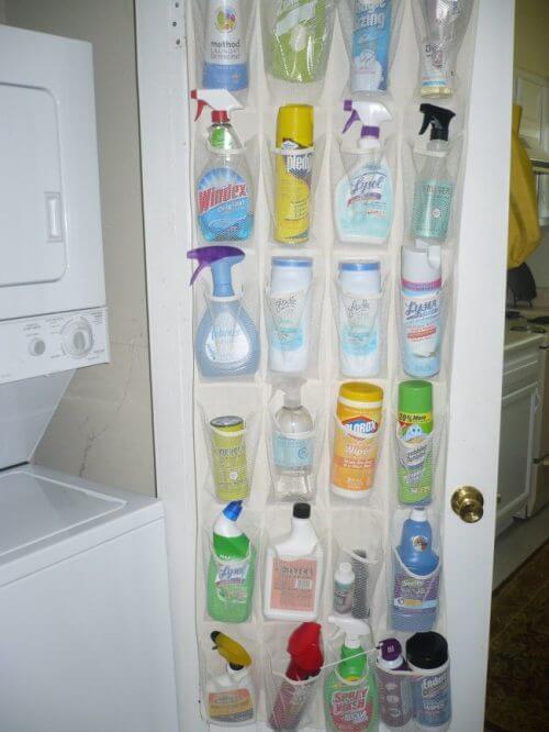 organizowanie produktów