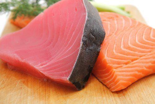 tłuste ryby na sprawność umysłu