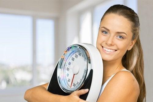 waga kobieta