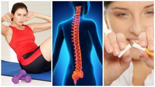 Zdrowy kręgosłup – 8 zdrowych nawyków