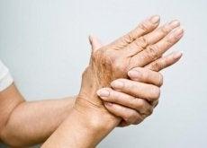 artretyzm dłonie